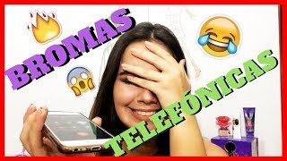 Bromas TelefÓnicas - Pily