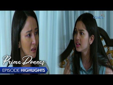 Prima Donnas: Brianna, gigil na gigil na kay Lilian! | Episode 56