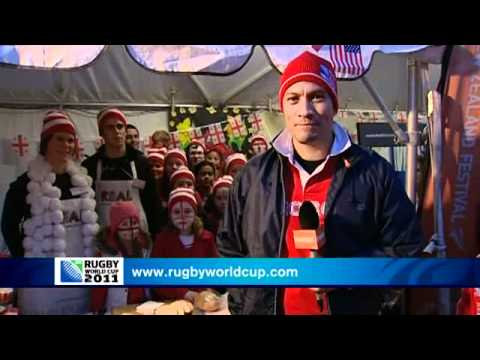 Rugby World Cup 2011 Roadshow ,GEORGIA