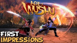 "Age Of Wushu First Impressions ""Is It Worth Playing?"" 2019"
