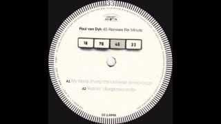 Paul van Dyk - My World (Pump The Universe Remix)