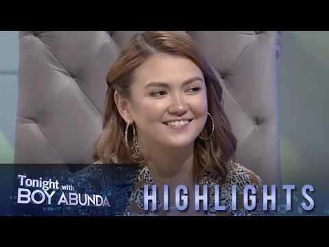 TWBA: Angelica shares that she tried to date a non-showbiz guy