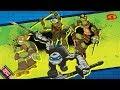 Teenage Mutant Ninja Turtles - Totally Turtles
