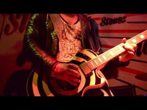 En vivo at Stones Rock Bogotá (Marzo 4, 2017)