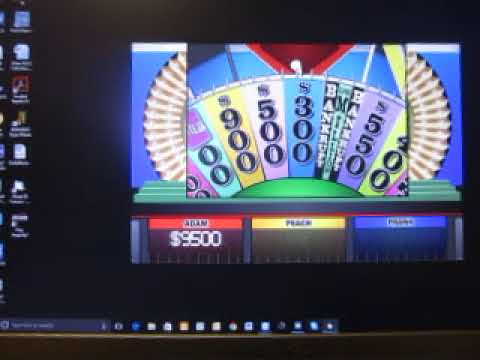 PS4 Wheel of Fortune ORIGINAL RUN Game #8 from YouTube · Duration:  20 minutes 21 seconds