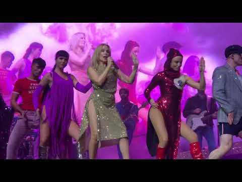Kylie Minogue Golden Tour Dublin 2018