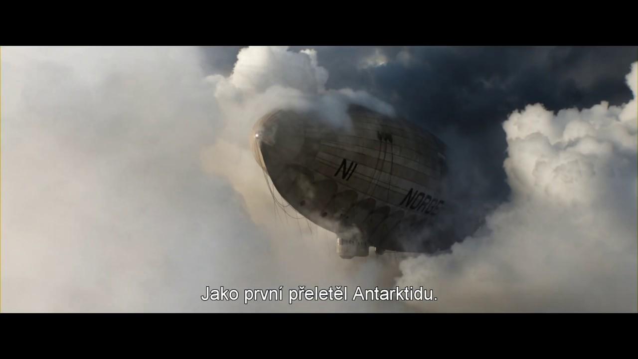 Amundsen - TEASER TRAILER, české titulky
