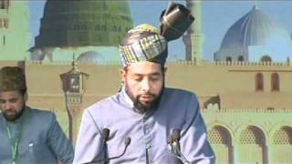 (Urdu) Holy Quran and Jamaat Ahmadiyya by Mv Burhan Zafar Sb at Jalsa Salaana Qadian 2011