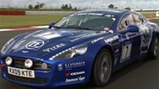 Aston Martin Rapide racer video review