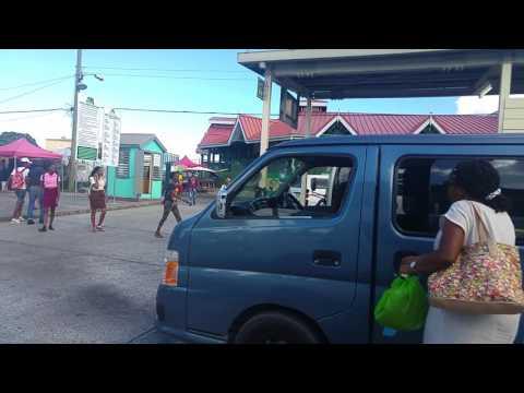 Antigua St. John's Bus Station