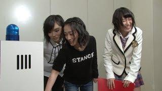 NMB48 TeamBII企画 「騙されたと思って食べてみて計画ジャンケンマン編...
