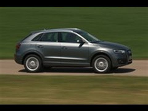 Audi Q3 video review - 90sec verdict