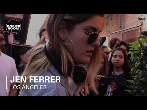 Jen Ferrer Boiler Room Los Angeles DJ Set
