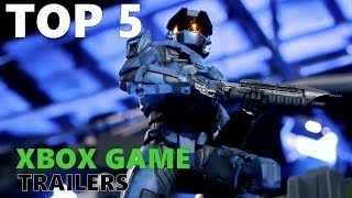 TOP 5 XBOX New Epic Cinematic Game Trailers | February 2019
