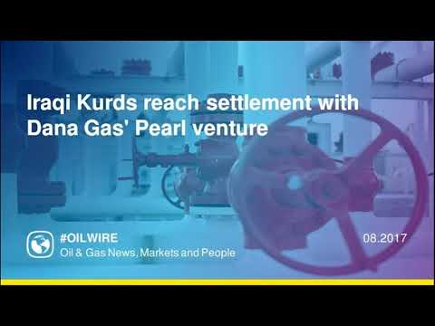 Iraqi Kurds reach settlement with Dana Gas' Pearl venture
