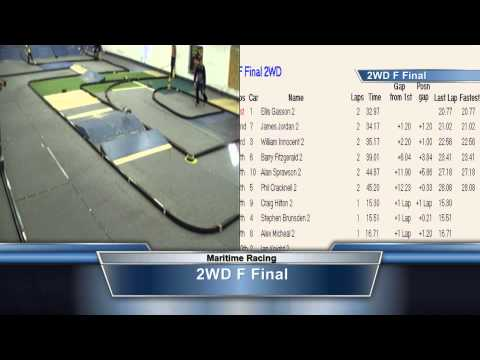 Maritime Racing F Final 2WD 20/10/13