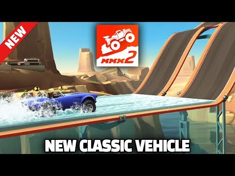 OFF ROAD RACING - MMX HILL CLIMB 2 NEW VEHICLE CLASSIC