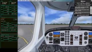 FSX - Caribbean Flying