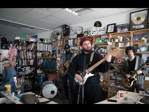 Nick Hakim: NPR Music Tiny Desk Concert