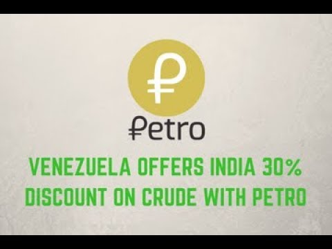 Petro Currency: India to get 30% discount on crude oil with Petro; Can Indians buy Petro? (Hindi)
