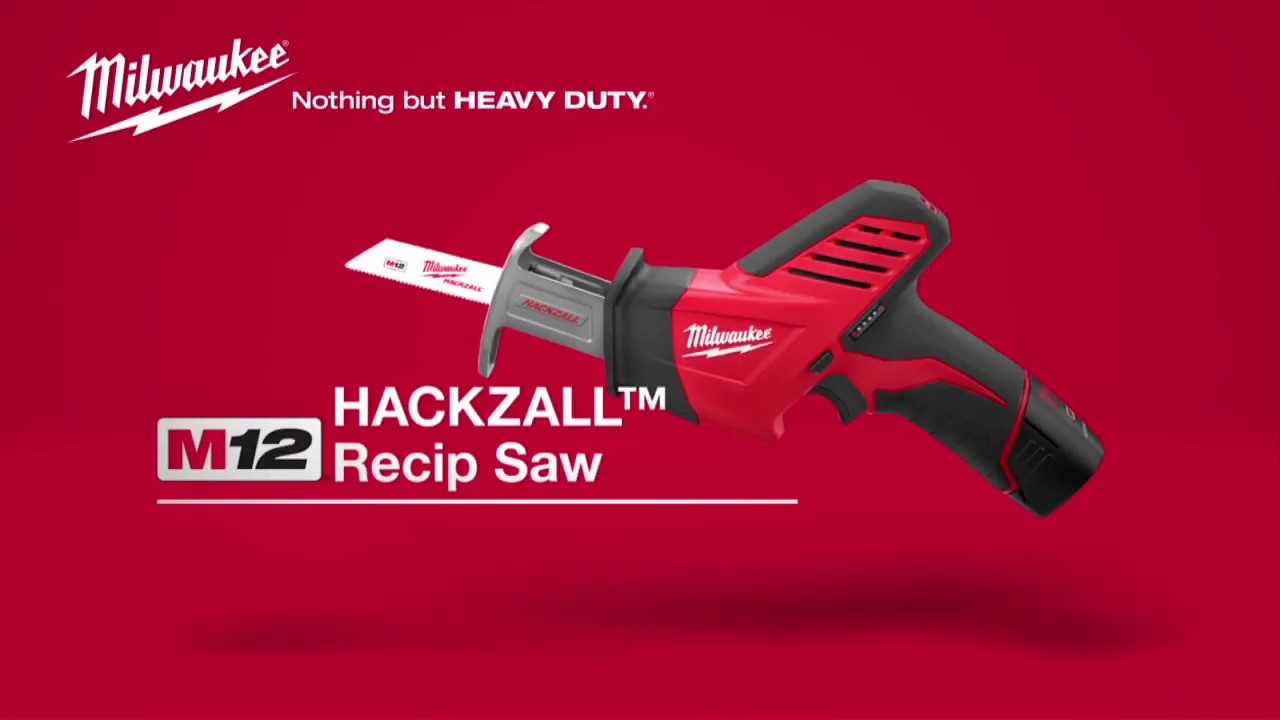 Image result for the m12 hackzall recip saw kit