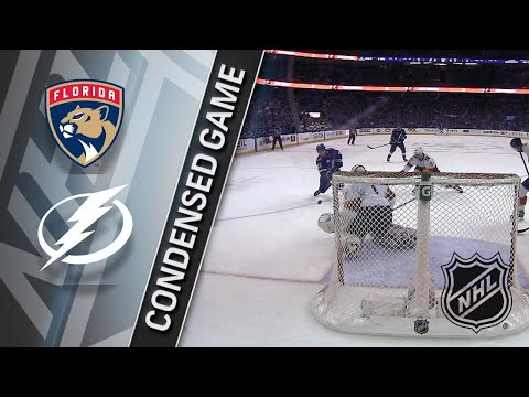 03/06/18 Condensed Game: Panthers @ Lightning