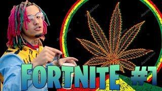 Fortnite под марихуаной №1 - Приколы, Смешные Моменты, Монтаж, Фраги и другое