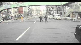 タバコのポイ捨てでお馴染みIT TAXI(アイティータクシー)〈車載動画〉ドラレコ