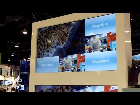 InfoComm 2014: ClearOne Launches VIEW Pro Encoder and Decoder 4:4:4 Multimedia Streaming Solution