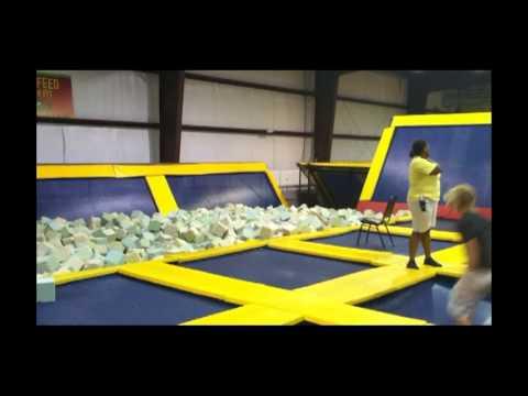 foam pit tricks