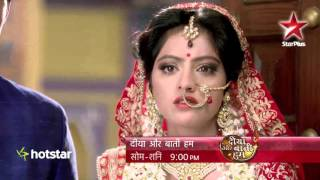 Diya Aur Baati Hum: After Mission Mahabali, Sandhya returns home.