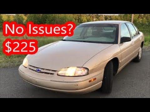 Auction Buy: $225 Chevy Lumina