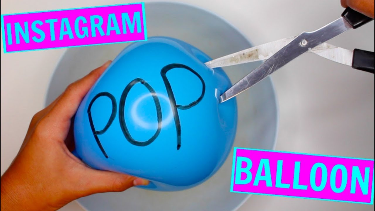 how to make a stress ball with slime