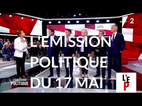L'Emission politique du 17 mai 2018 - Macron : 1 an le verdict (France 2)