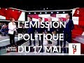 L'Emission politique 17 mai 2018 - Macron : 1 an le verdict (France 2)