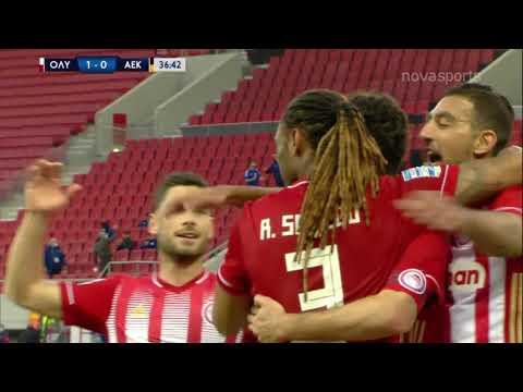 Olympiakos AEK Goals And Highlights