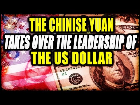 ALASDAIR MCLEOD  |  The Chinese Yuan Takes Over the Leadership of the US Dollar