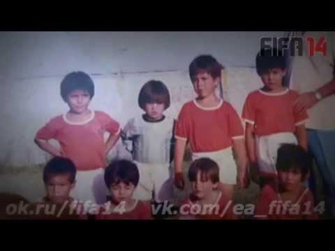 История Месси Vk.com/ea_fifa14 FC Barcelona Ok.ru/fifa14 The Story Of Messi