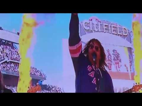 Ace Frehley exKISS  Winter Classic Clip 2018
