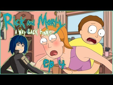Rick and morty a way back home