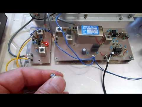 サトー電気7MHzダイレクトコンバージョン受信機キット7MHz DC Receiver   Repeatvid