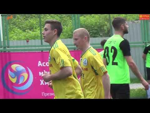 SIA Меблі – ККФА-Vivasan – 4:6  ВСІМ Бізнес-ліга-2019. Кубок сайту MoeMisto.ua. 1-ий тур
