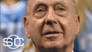Dick Vitale crushed by NCAA basketball allegations in FBI probe | SportsCenter | ESPN