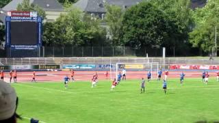 Eintracht Trier II - SF Köllerbach 1:1