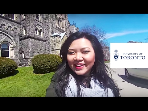 University of Toronto - St.George Downtown | CAMPUS TOUR