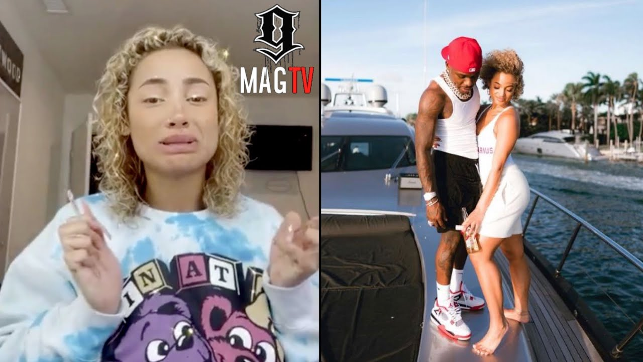 Is DaBaby DaniLeigh's baby daddy? Hookup rumors continue after ...