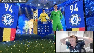 OMFG THIS CAN'T BE REAL!!! FIFA 18 TOTS Pack Opening!