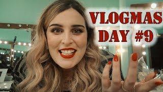 VLOGMAS Day #9 (24 ώρες άυπνη στη Θεσσαλονίκη ) * Evelina Nikoliza