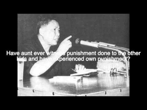 Khmer Rouge - Pol Pot Interview