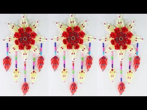 Paper Craft Ideas ! Diy Room Decor ! Creative Craft Idea ! Diy Home Projects !